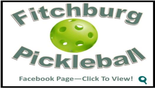 Pickleball business card