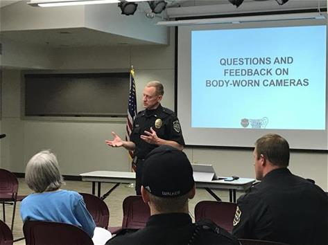 Body Camera Listening Session
