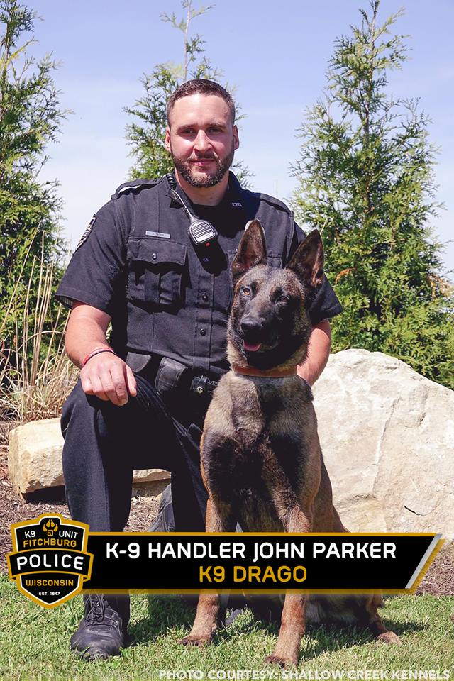 K9 Drago & Officer Parker