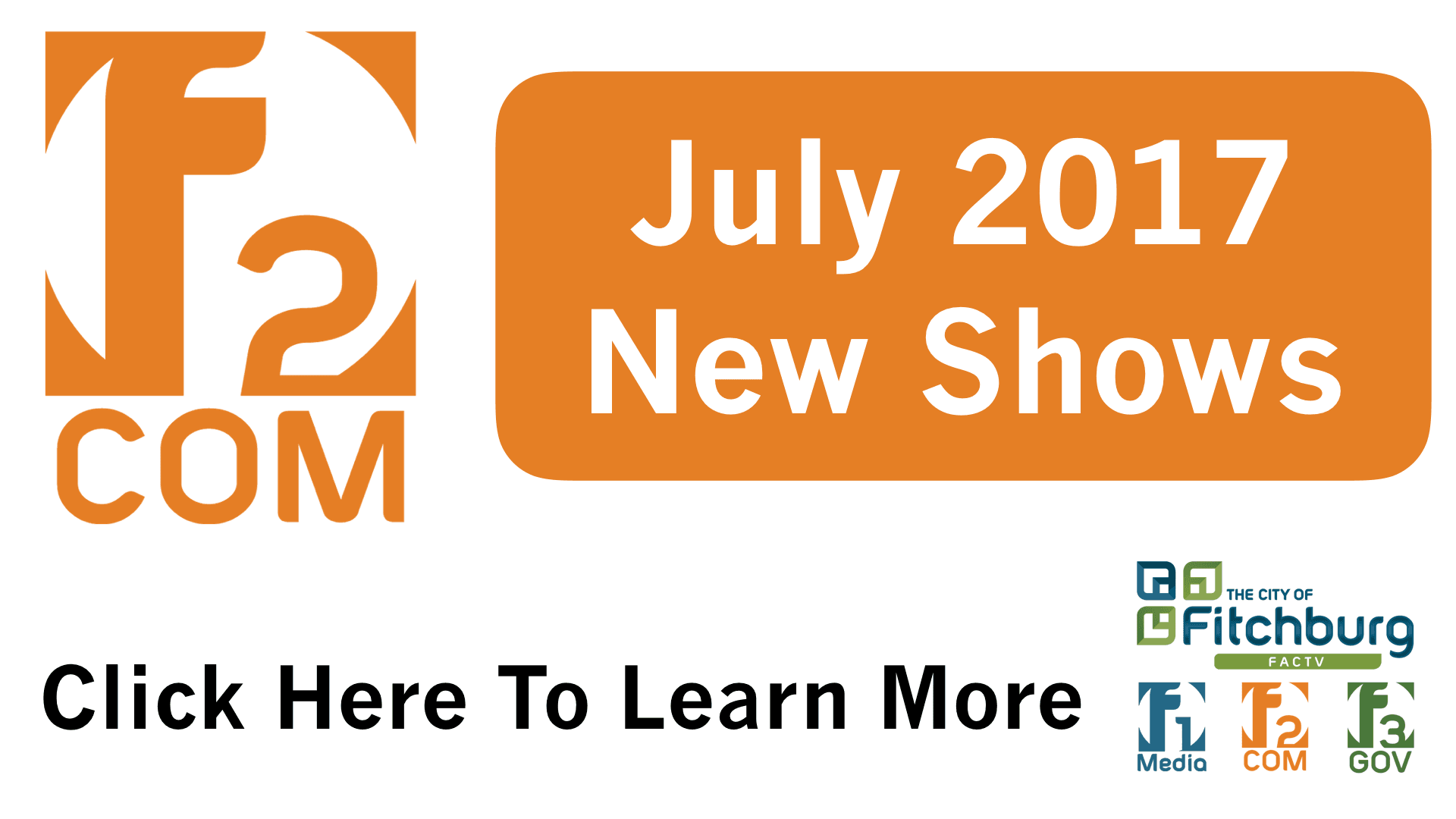 FACTv Show Preview July  2017