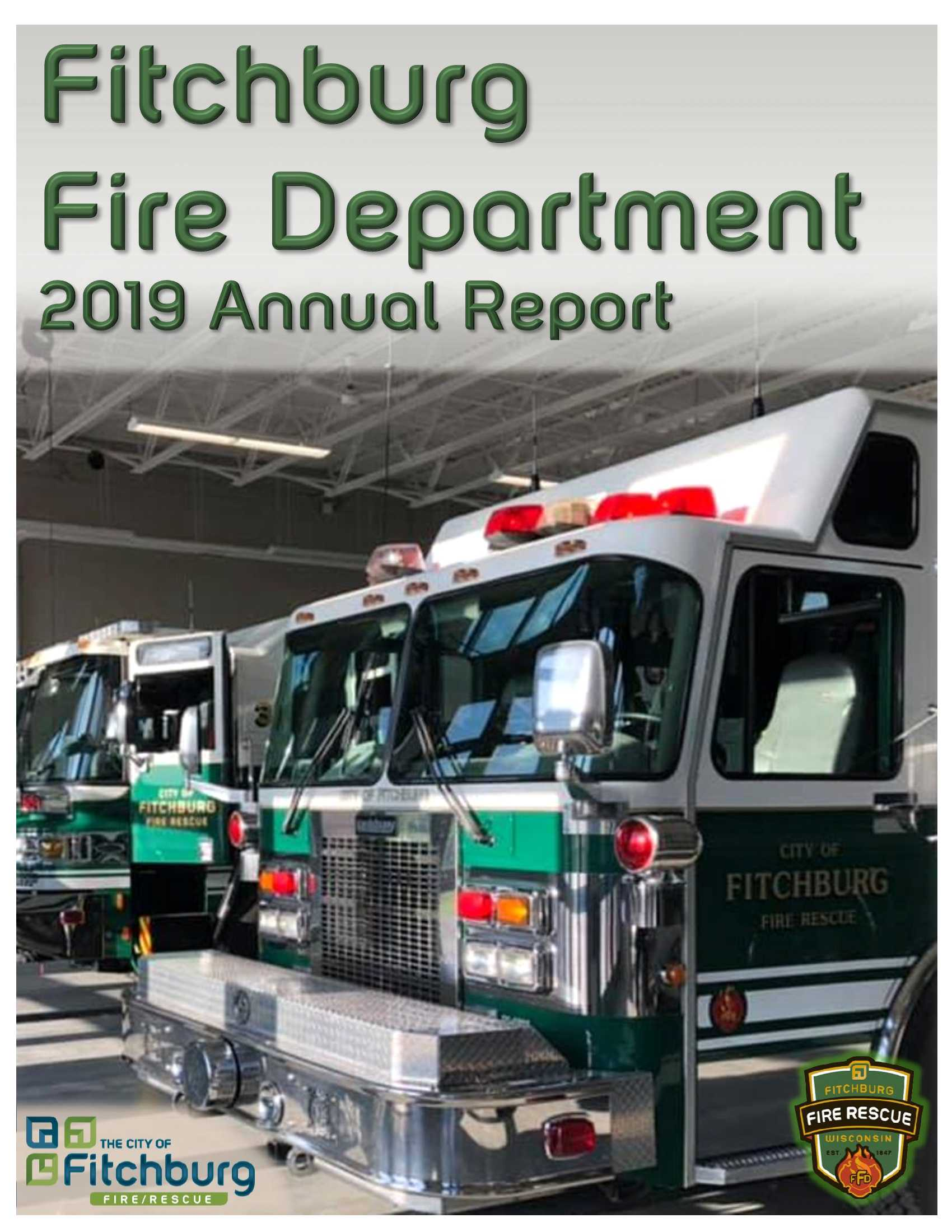 2017 FFD Annual Report Cover Page